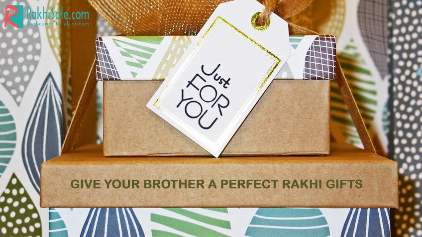 Give your brother a perfect Rakhi gift with leading rakhi portal