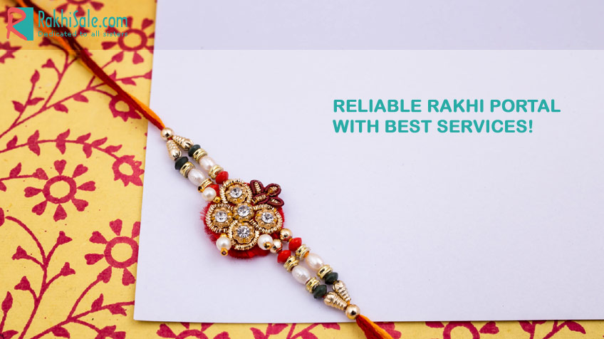 Reliable Rakhi portal with best services!