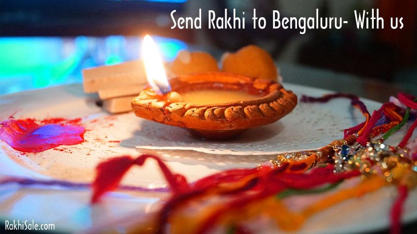 Rakhi to Bengaluru India Online