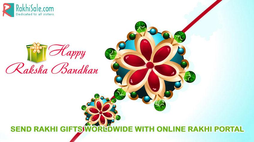 Send Rakhi Gifts worldwide 2021