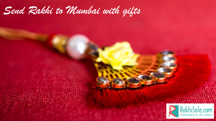 Rakhi Gifts Delivery in Mumbai to your Brother