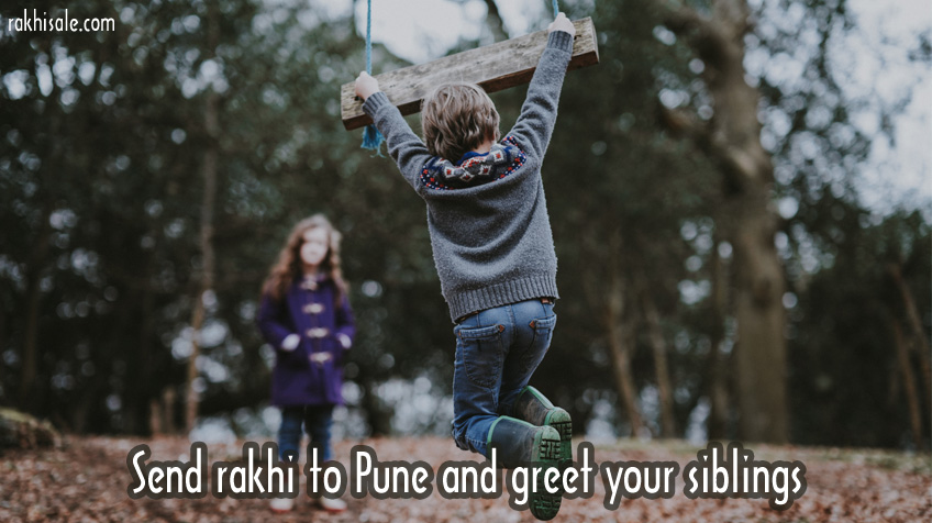 Rakhi Gifts to Pune and Greet Your Siblings