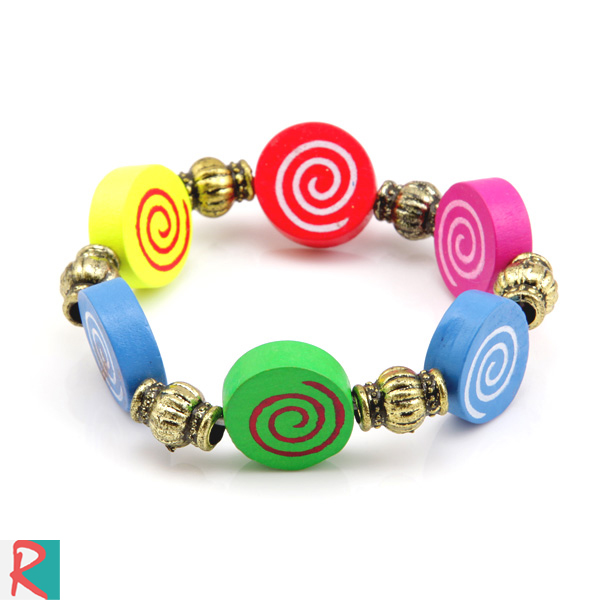 Endless colour bracelet band