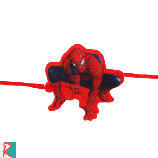 Spider man kids rakhi