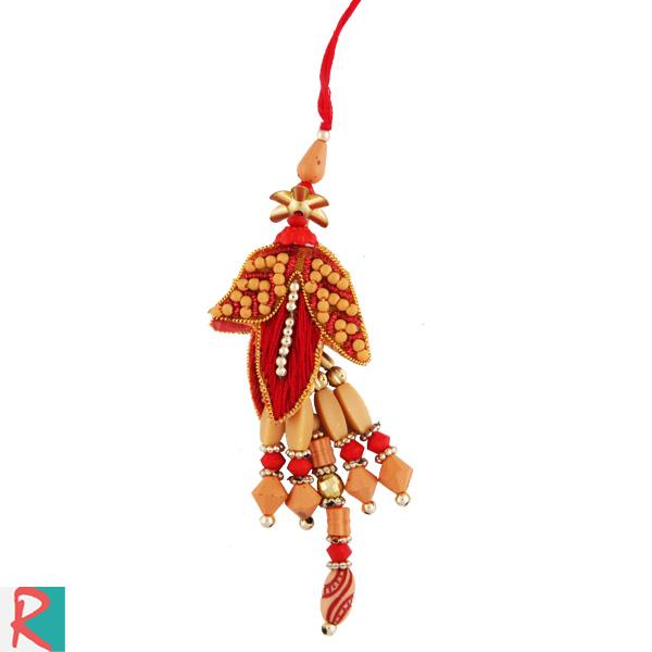 Festive lumba rakhi