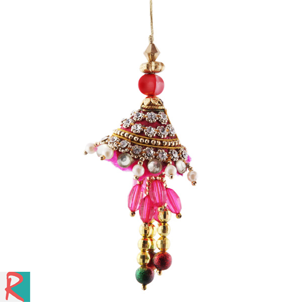 Pink magic lumba rakhi