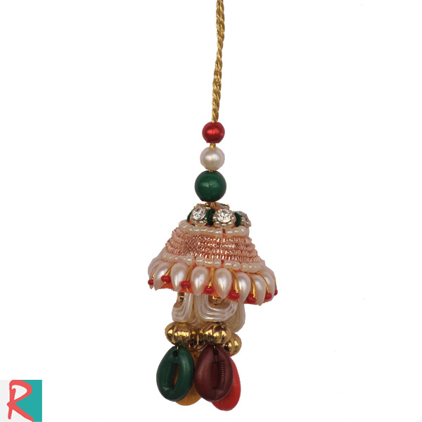 Perfect lumba rakhi for bhabhi