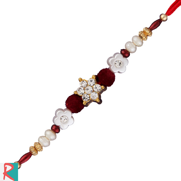 Fabulous jewel for brother rakhi