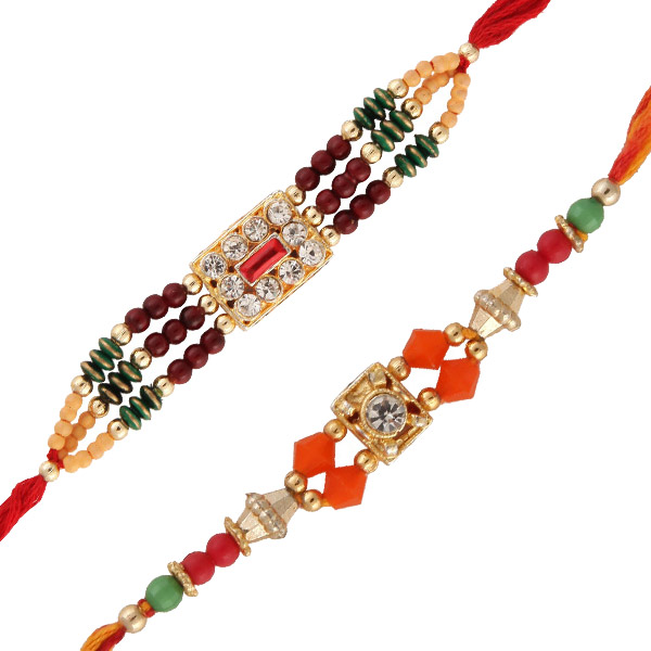 Two rakhi set 4
