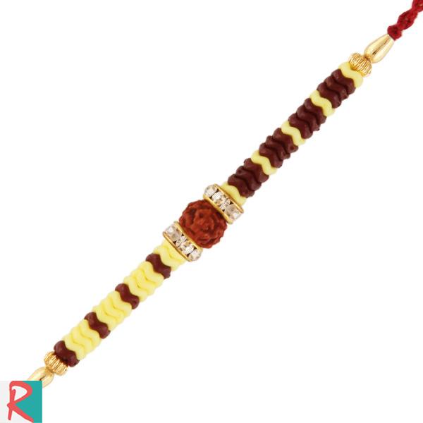 Excellent divine rakhi
