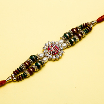 Sparkling shree rakhi