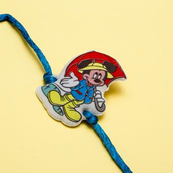 Mickey mouse rakhi