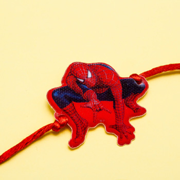 Amazing spider man rakhi
