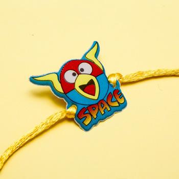 Angry bird rovio rakhi