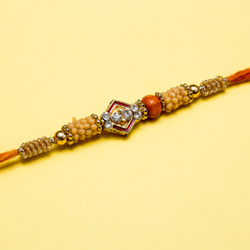 Renowned brother rakhi