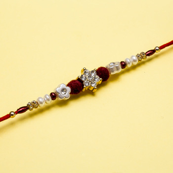 Fabulous jewel for brother rakhi