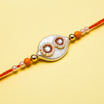 Artwork rakhi for brother