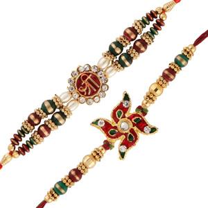 Two rakhi set 3