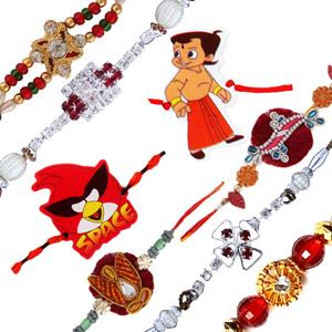 Eight rakhi set 3